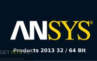 ANSYS Products 2013 32 64 Bit Free Download-GetintoPC.com
