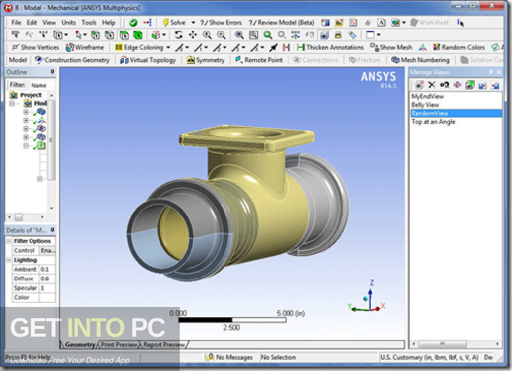 ANSYS Products 2013 32 64-bit latest version Download-GetintoPC.com