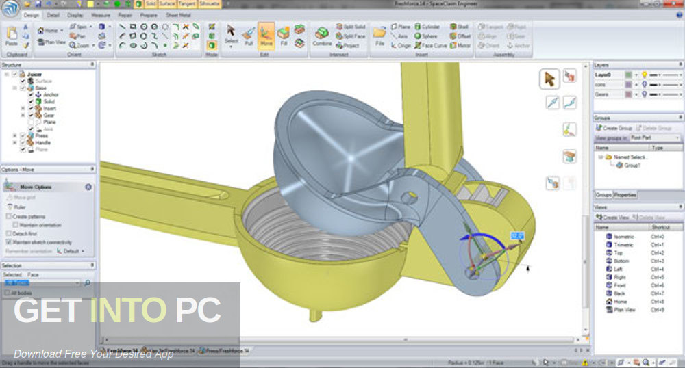 Products ANSYS 2013 32 64-bit standalone installer Download-GetintoPC.com