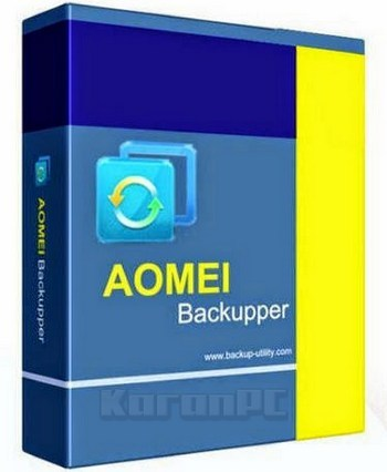 AOMEI Backupper 4 Full Download