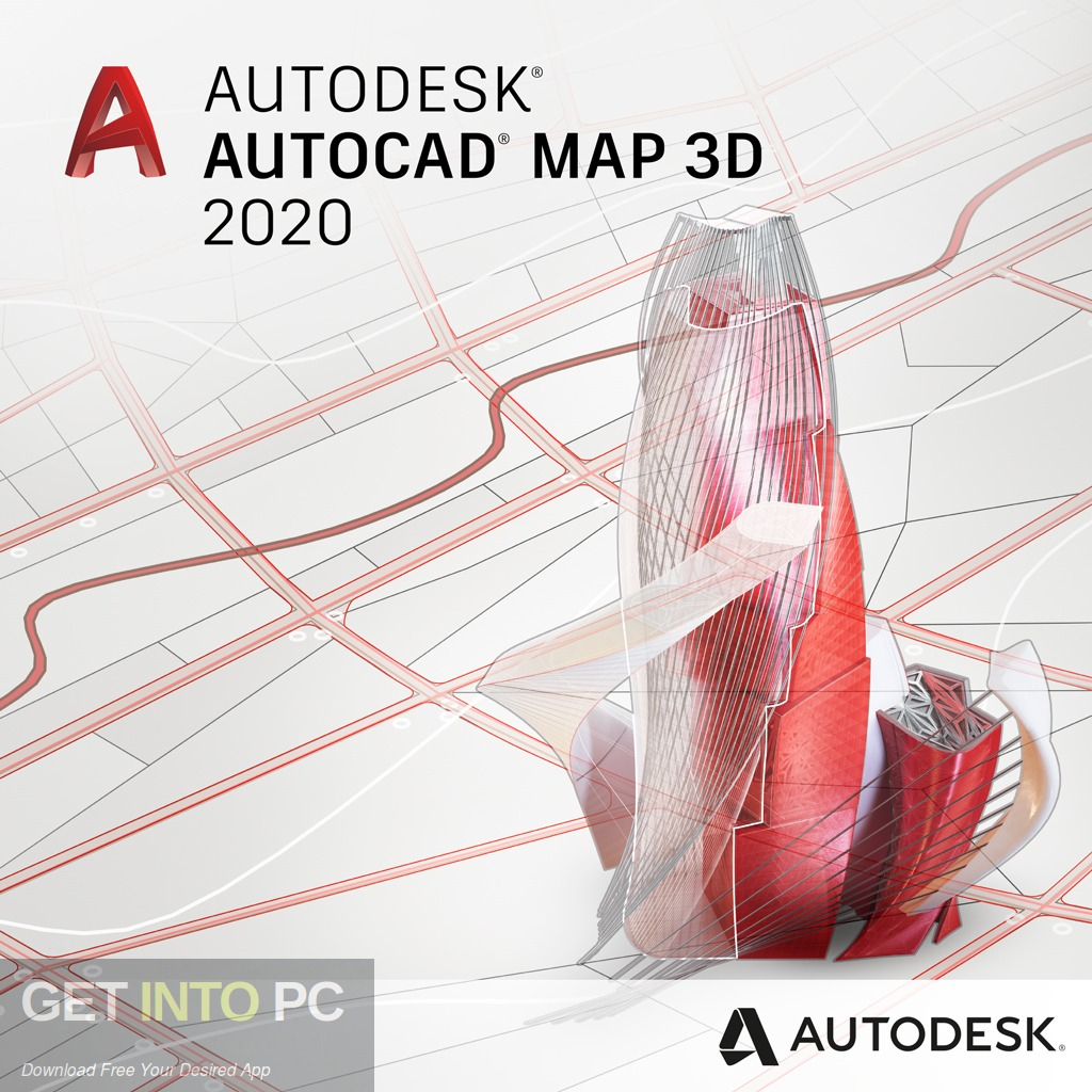 Autodesk AutoCAD Map 3D 2020 Free Download - GetintoPC.com