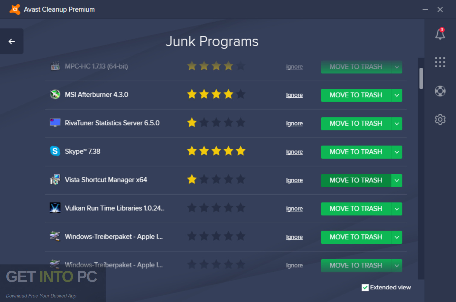 Avast Cleanup Premium 2018 Direct link Download-GetintoPC.com