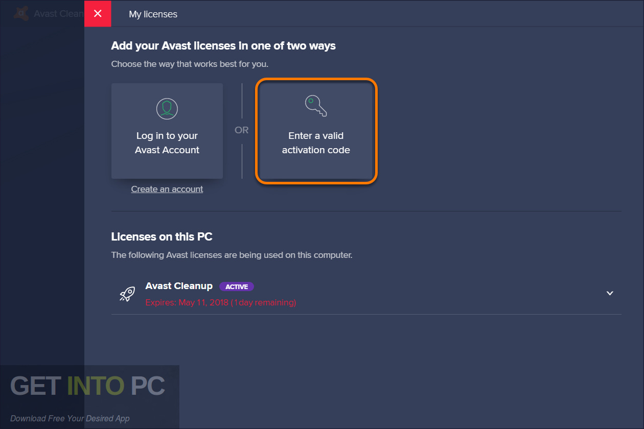 Avast Cleanup Premium 2018 Standalone installer Download-GetintoPC.com
