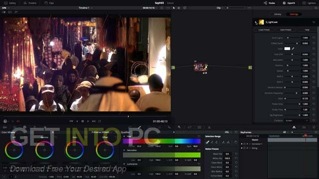 BorisFX Genarts Sapphire 2019 for After Effects Premiere OFX Direct link Download-GetintoPC.com