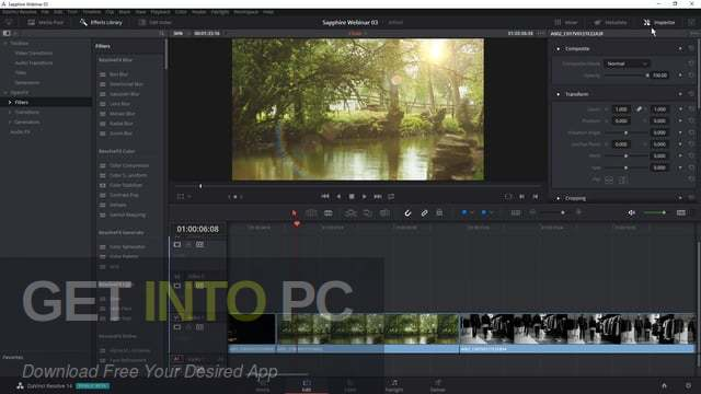 BorisFX Genarts Sapphire 2019 for After Effects Premiere OFX Latest version Download-GetintoPC.com