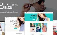 Brize v1.3.1 – Responsive WooCommerce Fashion Theme