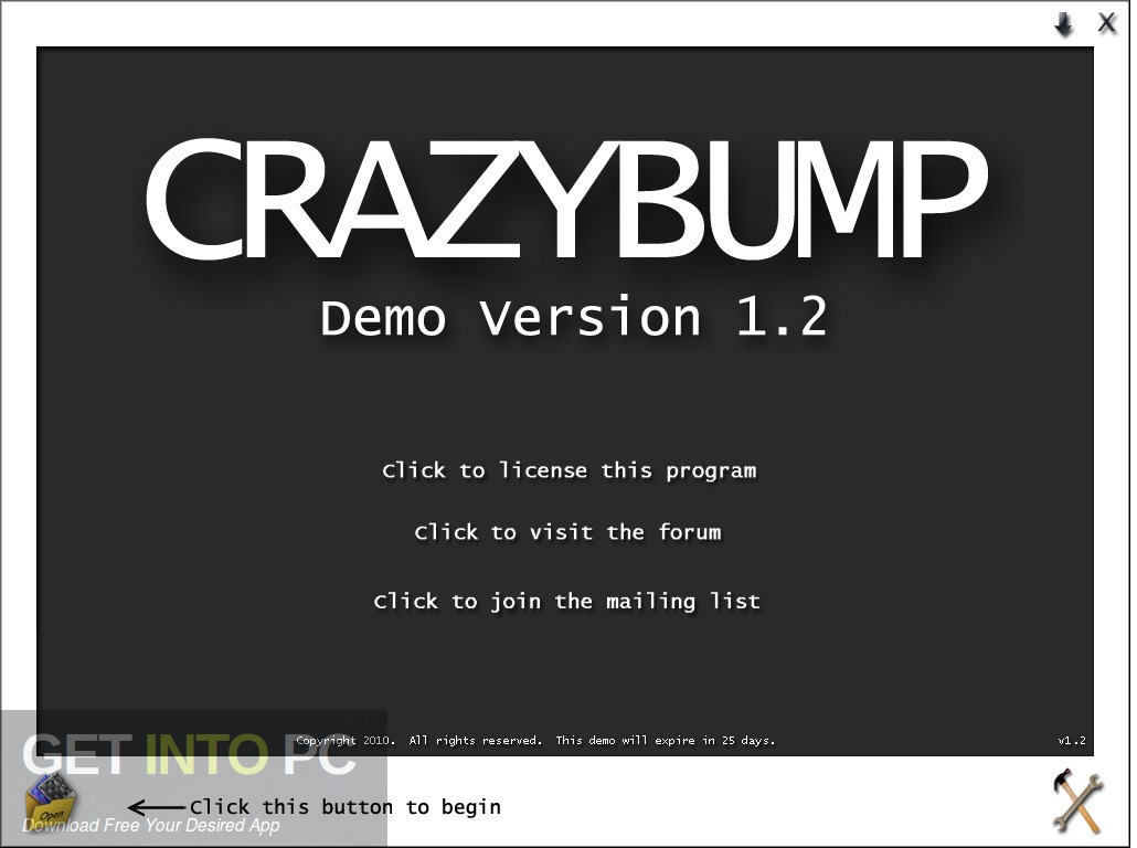 CrazyBump 2010 Latest Version Download-GetintoPC.com