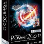 CyberLink Power2Go Platinum 12 Free Download