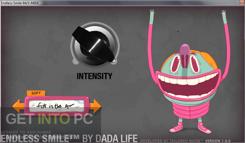 Dada Life - Endless Smile VST Direct Link Download-GetintoPC.com