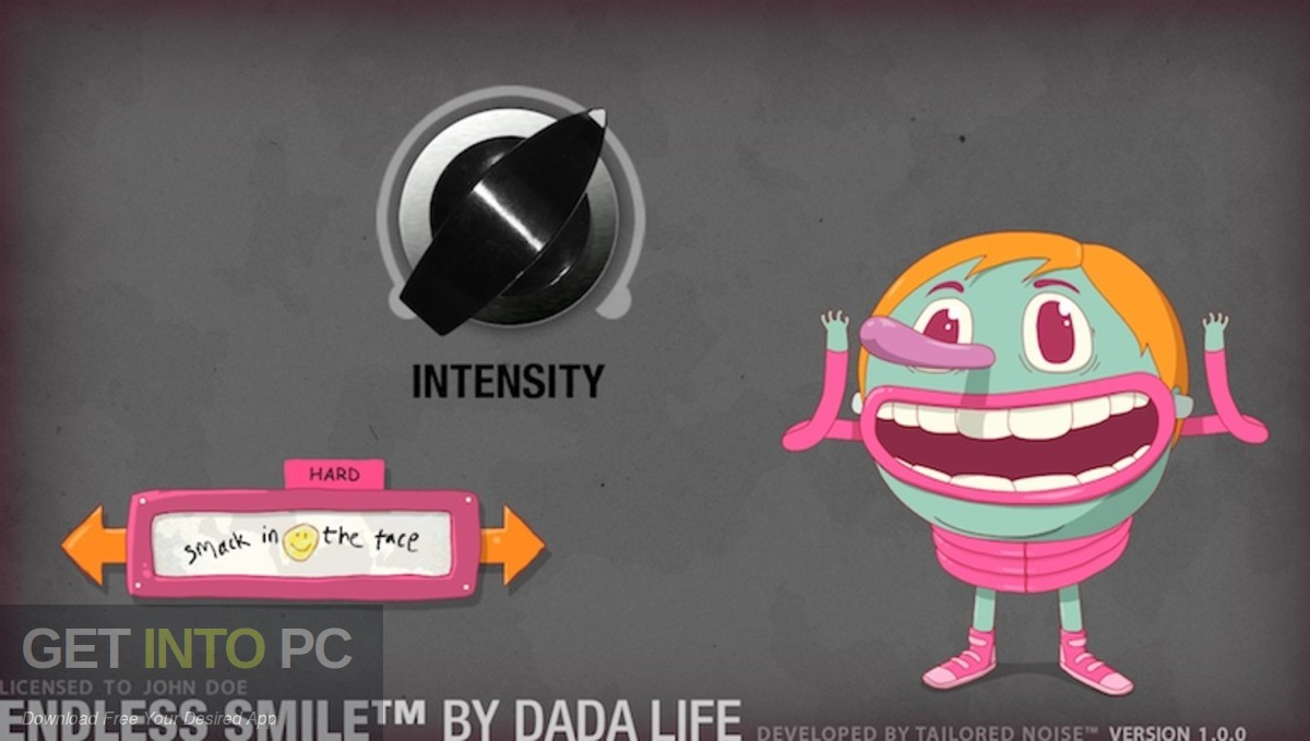 Dada Life - Endless Smile VST Latest version Download-GetintoPC.com