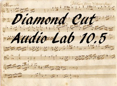 Download Diamond Cut Audio Recovery Tools for Free