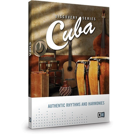 Download Native Instruments Discovery Series Cuba Contact