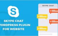 Skype chat plugin for website