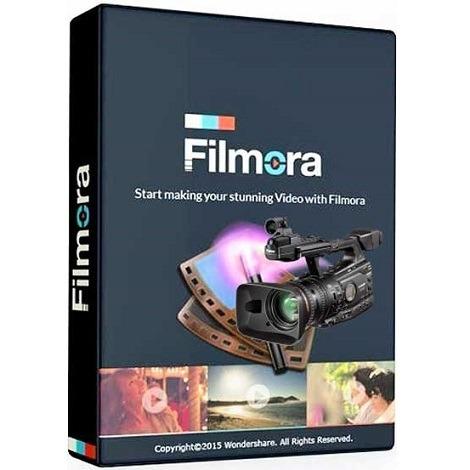 Download the effects pack Wondershare Filmora 9