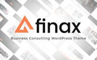 Finax v1.0 – Responsive Business Consulting Theme
