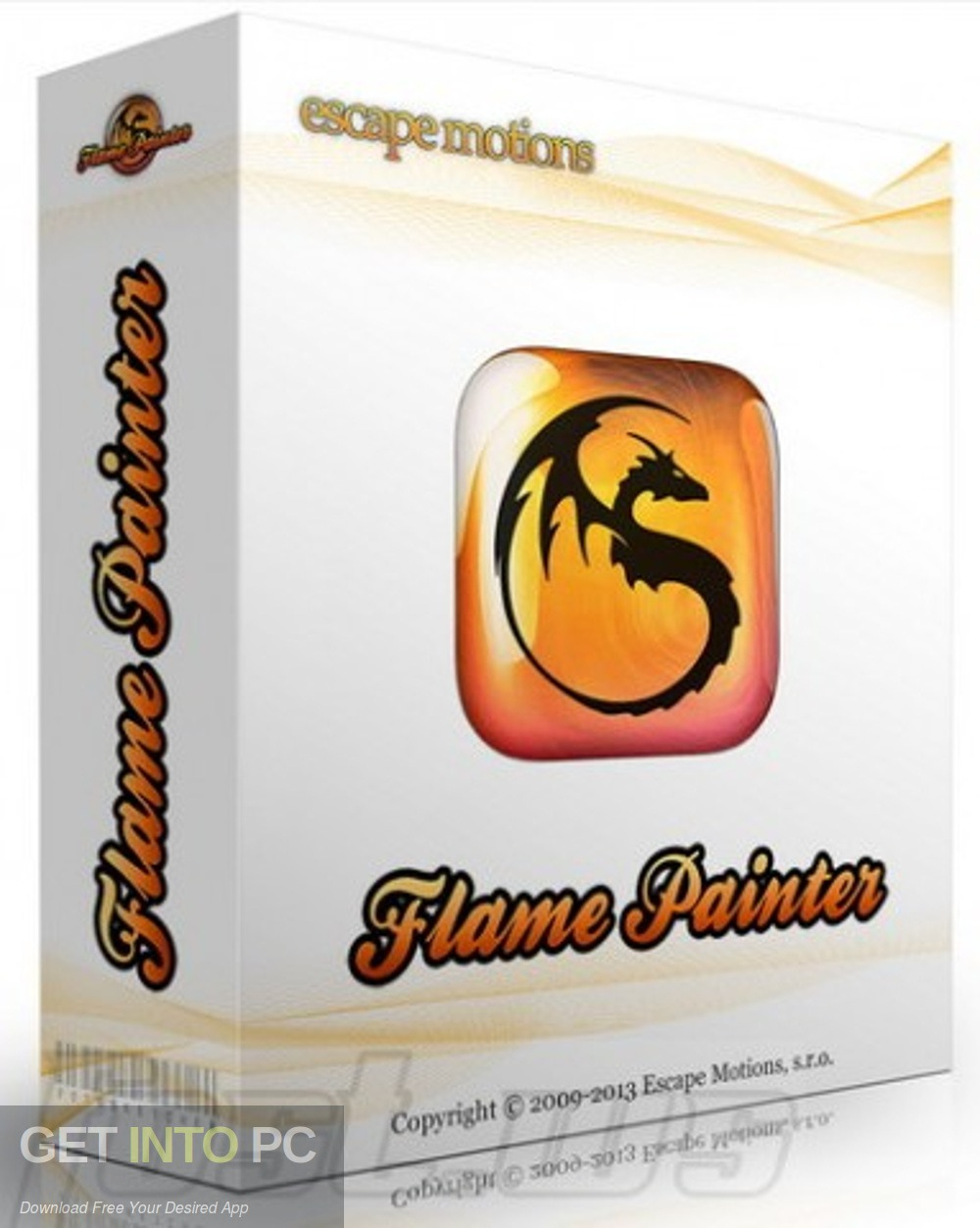 Flame Painter Pro 2013 Free Download - GetintoPC.com