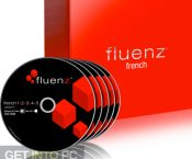 Fluenz French Full Language Multimedia Course Free Download-GetintoPC.com