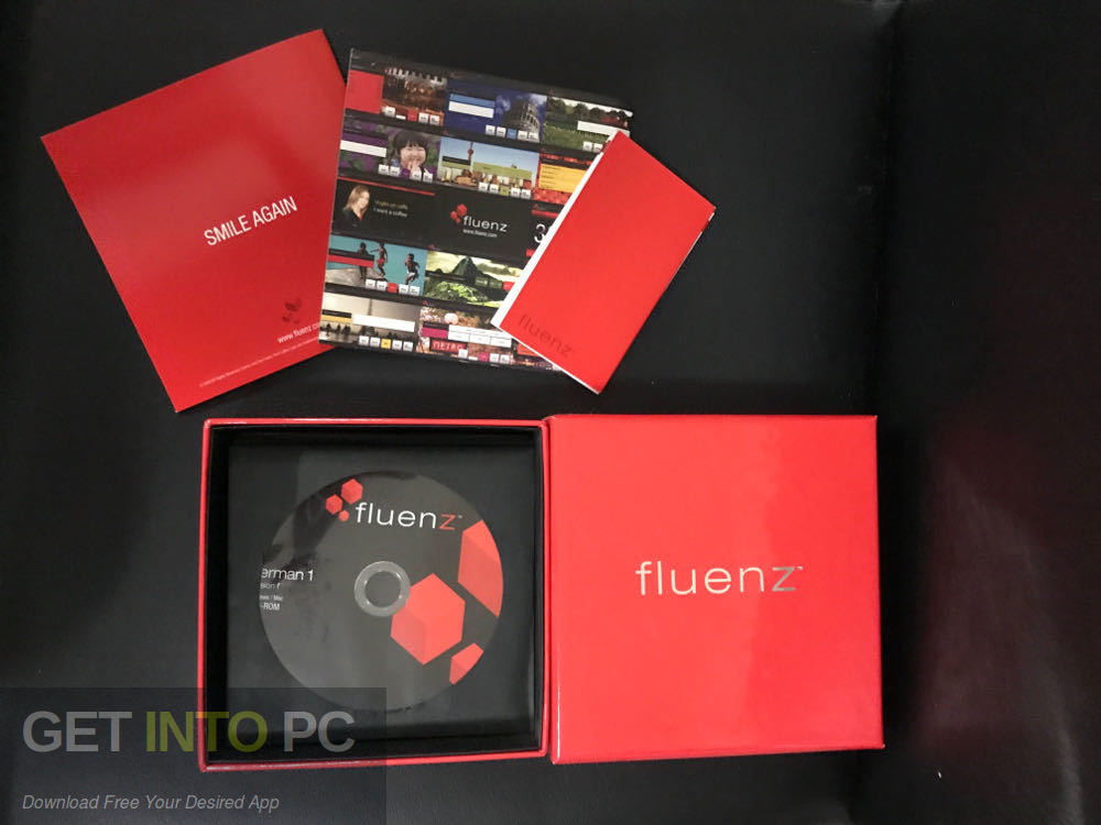 Fluenz German full language multimedia course Direct link Download-GetintoPC.com