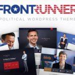 FrontRunner WordPress theme
