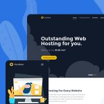 Hustbee – Hosting HTML & WHMCS Template