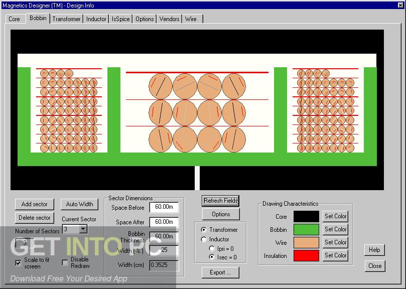 Intusoft Magnetics Designer 1999 Standalone Installer Download-GetintoPC.com