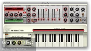 M-Tron Pro-VST-Latest versions-Download-GetintoPC