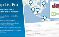 Map List Pro WordPress plugin