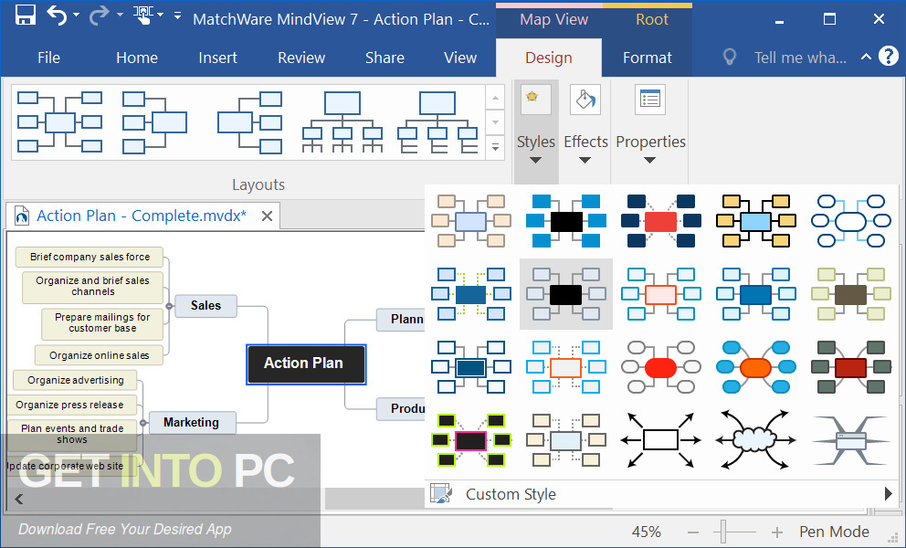MatchWare MindView Business Edition Latest version Download-GetintoPC.com