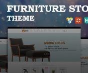 Mobilia v1.2 – Furniture WooCommerce WordPress Theme