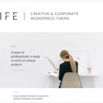 Newlife - Creative & Corporate WordPress Theme