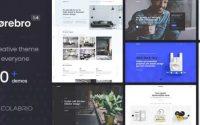 Norebro - Creative Portfolio Theme
