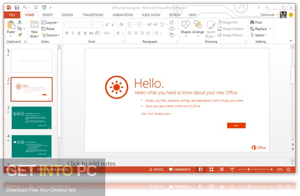 Office 2013 Professional Plus, April 2019, direct link