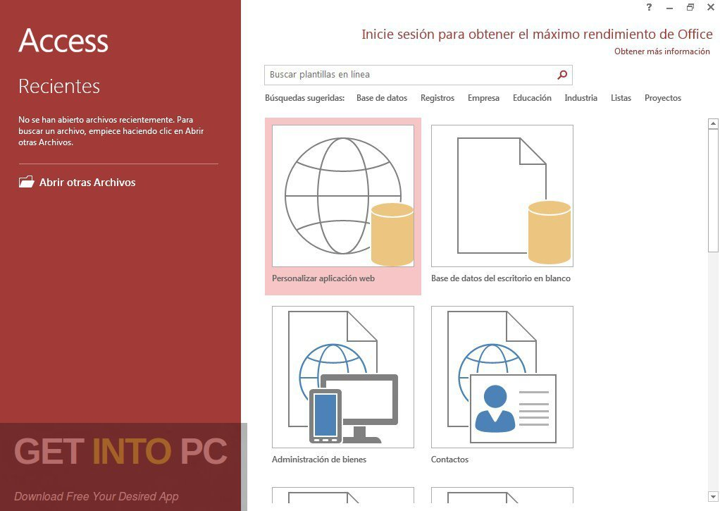 Office 2013 Professional Plus, April 2019. Latest version Download-GetintoPC.com