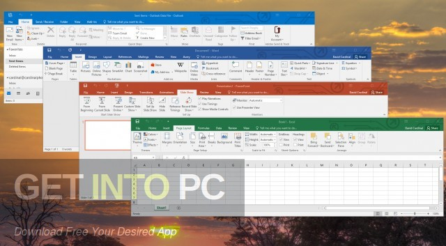 Office 2016 Professional Plus Apr 2019 Direct link Download-GetintoPC.com