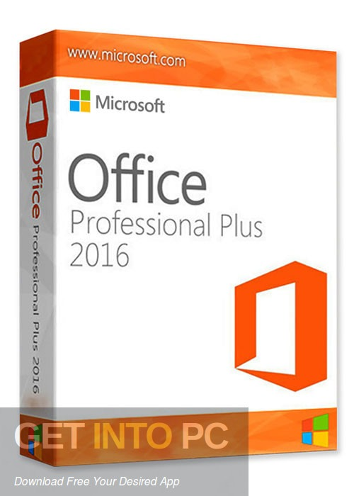 Office 2016 Professional Plus, April 2019 Download for Free - GetintoPC.com