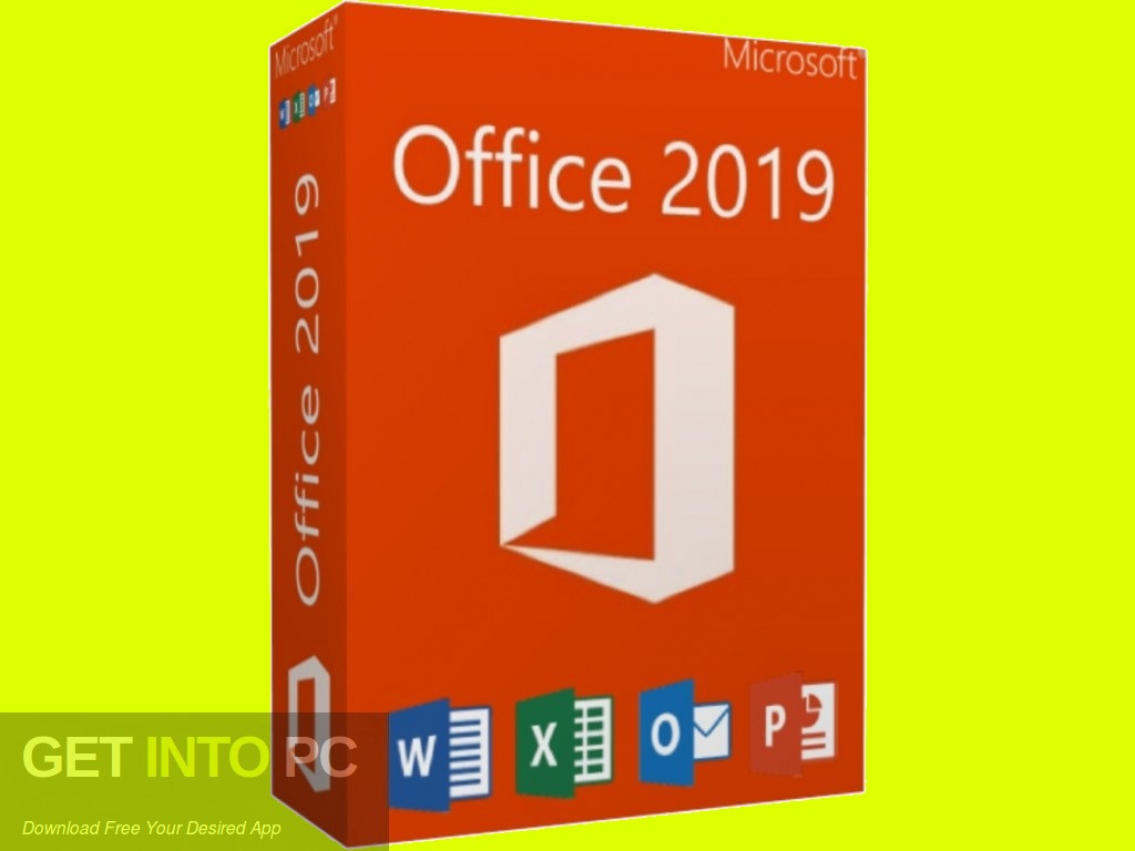 Office 2019 Professional Plus, April 2019. Download Free - GetintoPC.com