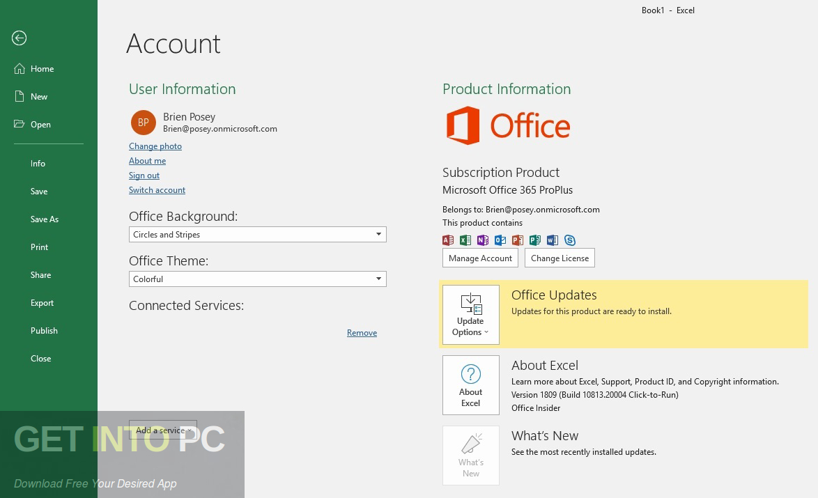 Office 2019 Professional Plus Apr 2019 Standalone installer Download-GetintoPC.com