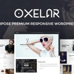 Oxelar v1.2.1 – Fashion Responsive WordPress Theme