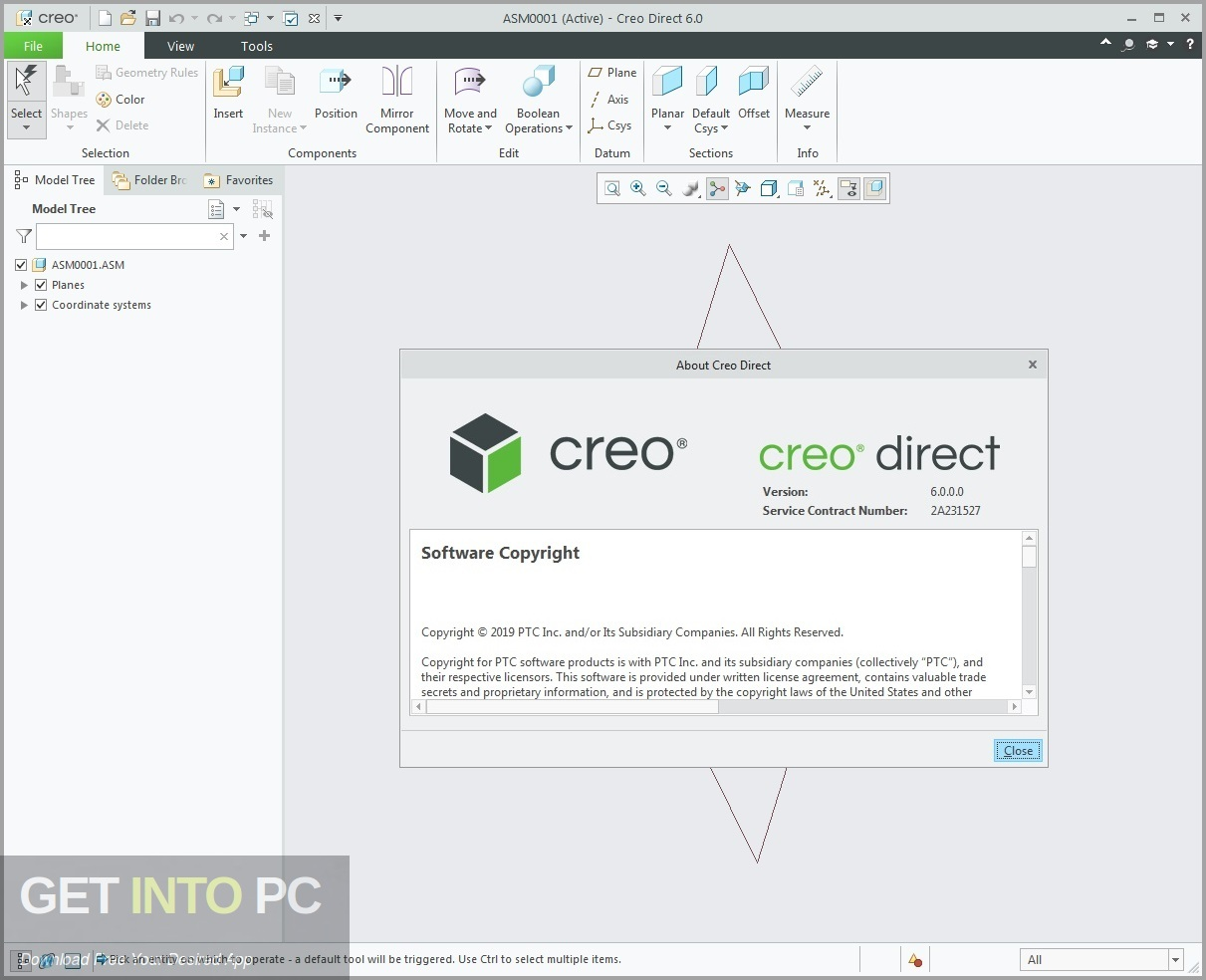 Standalone PTC Creo 6 installer Download-GetintoPC.com