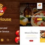 Pizza House WordPress theme