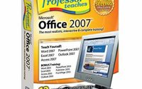 Professor Teaches Microsoft Excel 2007 Free Download-GetintoPC.com