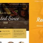 Recibo WordPress theme