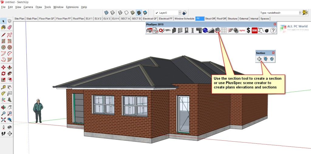 SketchUp Pro 2019 v19.1 download free