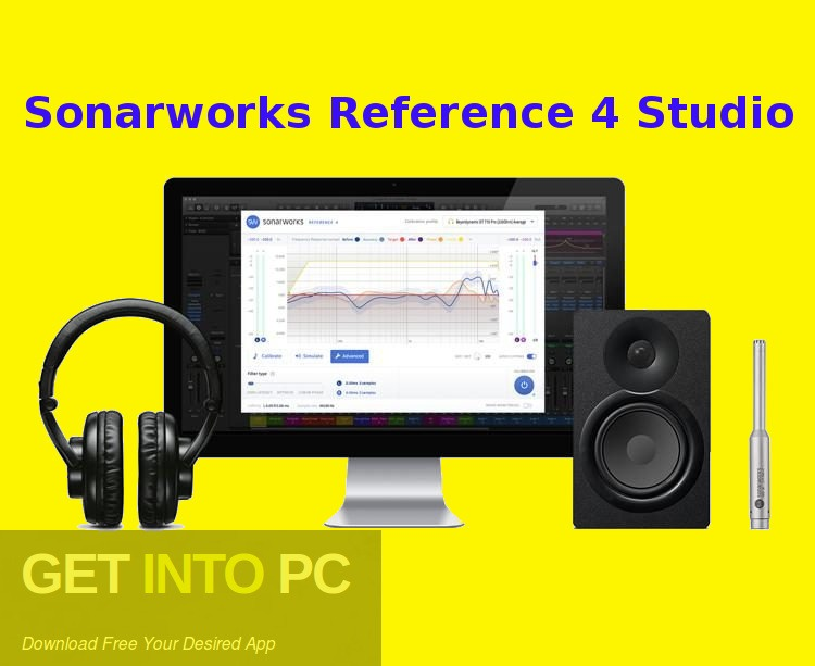 Sonarworks Reference 4 Studio Free Download - GetintoPC.com