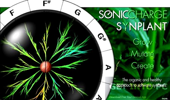 Free Download Sonic Charge Synplant