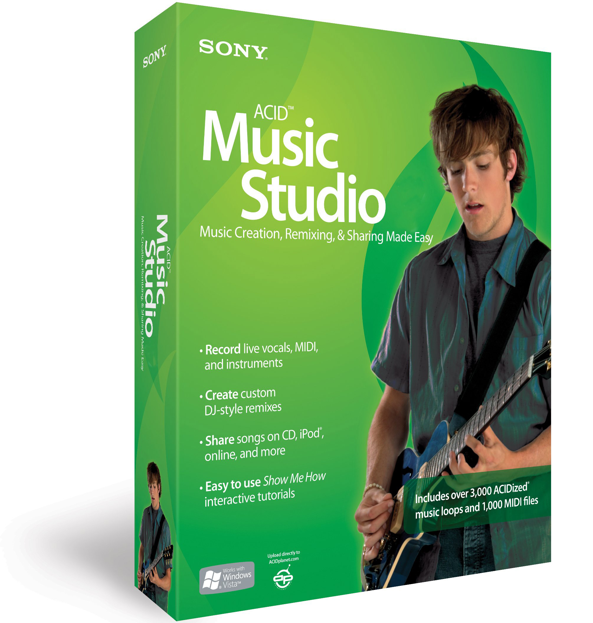 Acid Music Studio free download