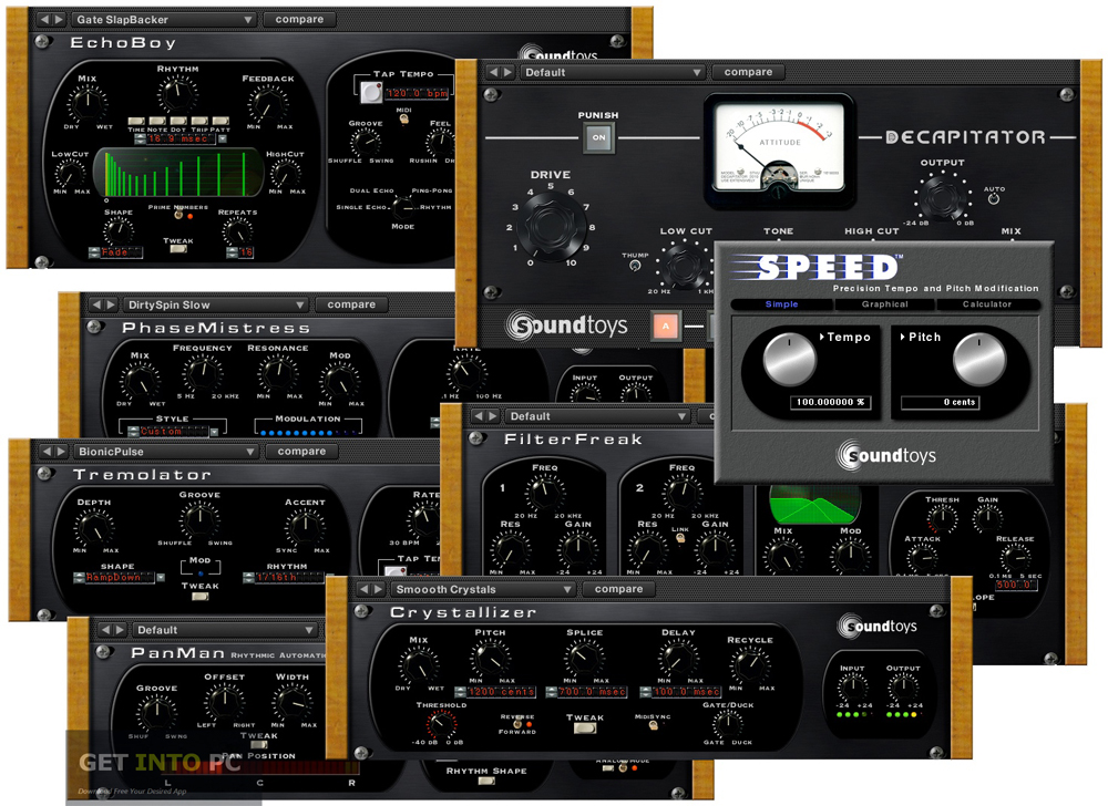 SoundToys Native Effects Download the latest version