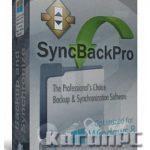 SyncBack Pro 8.6.3.0 + Portable [Latest]