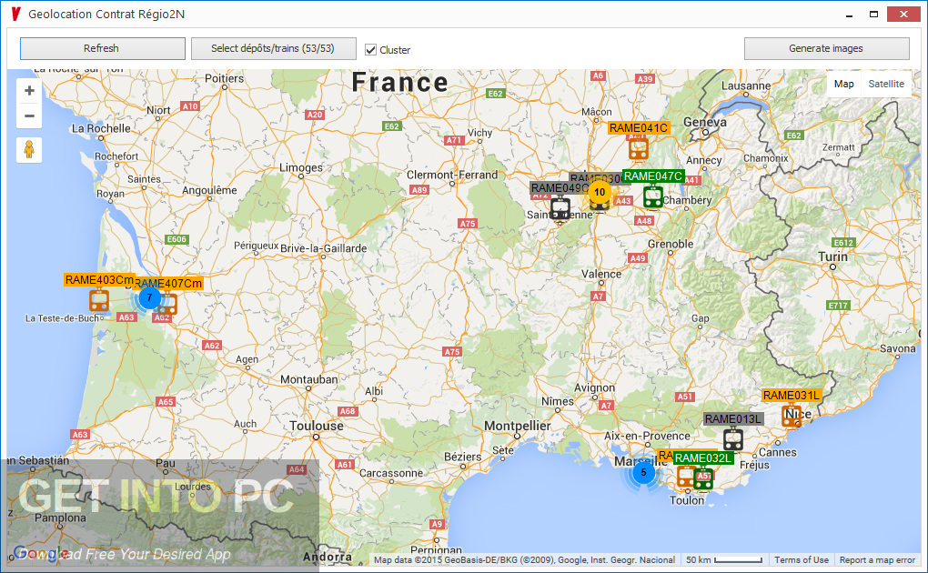 TMS VCL WebGMaps for XE2-XE10.2 Direct link Download-GetintoPC.com