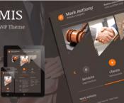 Themis - Law Lawyer Business WordPress Theme
